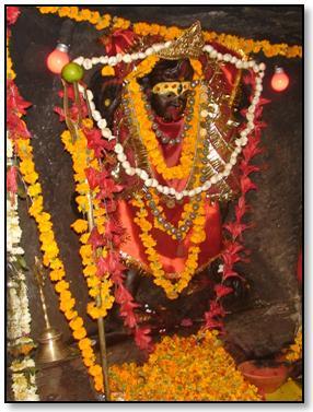 Vindhyachal-dwelling place of MaaVindhyavasini