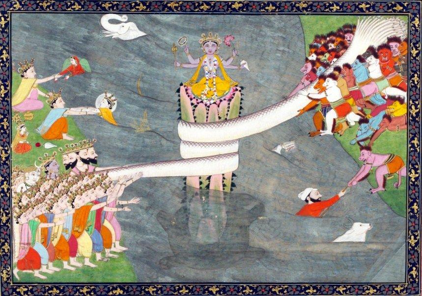Kurma,_the_tortoise_incarnation_of_Vishnu