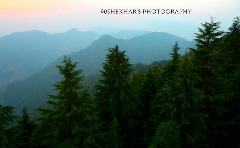 Mussoorie-Queen of hills…through myeyes