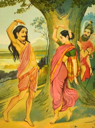 bhasmasura-mohini-raja-ravi-varma