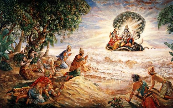 ramji ending his leela